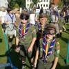 100-lecie harcerstwa bydgoskiego na Wyspie Młyńskiej