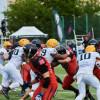 Archers Bydgoszcz wygrywa swój pierwszy mecz w Lidze Futbolu Amerykańskiego