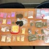 Bydgoscy policjanci zabezpieczyli ponad kg narkotyków w domu pseudokibica