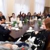 Bydgoscy wolontariusze WOŚP spotkali się prezydentem Rafałem Bruskim