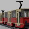 Bydgoski tramwaj z klocków LEGO bierze udział w konkursie
