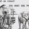 """""""Cyrk bez zwierząt"""". Protest w Bydgoszczy!"""