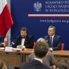 Dyskusja na temat ustawy o przeciwdziałaniu nieuczciwemu w Urzędzie Wojewódzkim