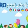 Europejscy wolontariusze w Wiatraku