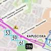 Linie autobusowe 53 i 73 od poniedziałku zmienią trasy kursowania