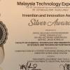 Malezyjskie srebro dla wynalazku z UTP