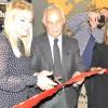 Marek Kondrat oficjalnie przeciął wstęgę na otwarciu swojego sklepu w Bydgoszczy [FOTO]