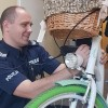 Mieszkańcy Błonia zabezpieczyli swoje rowery przed kradzieżą