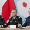 Narada roczna Państwowej Straży Pożarnej w Urzędzie Wojewódzkim