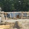 Ostatnie prace gruntowe na budowie krytego lodowiska