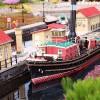 Port z klocków Lego? Na Barce Lemara to możliwe!