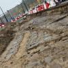 Prace archeologiczne przy Kujawskiej dobiegają końca