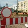 Przebieg prac na Glinkach. Trwa budowa II etapu Trasy Uniwersyteckiej