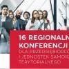 Regionalna Konferencja dla Przedsiębiorców i Samorządu Terytorialnego