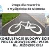 Ścieżka rowerowa wzdłuż Jeździeckiej. Ruszają konsultacje
