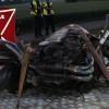 Śmiertelny wypadek motocyklisty w regionie