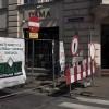 Trwa remont ulicy Cieszkowskiego