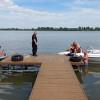 Wodniacy z regionu pomogli załodze uszkodzonej łodzi