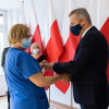 Wręczono honorowe odznaki za zasługi dla ochrony zdrowia