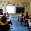 Z uczniami Zespołu Szkół Katolickich o bezpieczeństwie