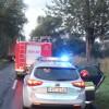 Zderzenie dwóch ciężarówek w regionie [FOTO]