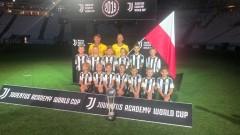 Akademia Juventus Academy Bydgoszcz na trzecim miejscu w Juventus World Cup!
