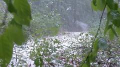 Burze z gradem jeszcze dziś po południu
