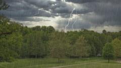 Burzowo i deszczowo [Ostrzeżenie meteorologiczne]