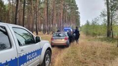 Gorące tematy - Bydgoscy policjanci poszukiwali zagubionych grzybiarzy.…
