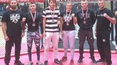Bydgoszczanka Paulina Kontna Mistrzynią Europy w MMA