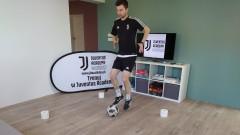 Gorące tematy - Ćwicz on-line z Juventus Academy! Rozmowa z trenerem Łukaszem…