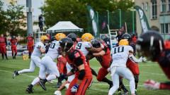 Derbowa wygrana Bydgoszcz Archers