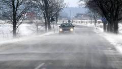 GDDKiA: Wszystkie drogi przejezdne; lokalnie występuje błoto pośniegowe, opady śniegu lub deszczu i mgła