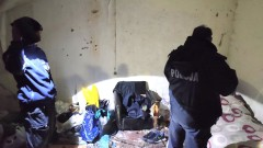 Kontrole miejsc przebywania bezdomnych w Bydgoszczy
