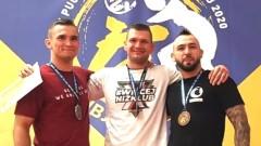Gorące tematy - Medale bydgoskich wojowników w Brazylijskim Jiu Jitsu