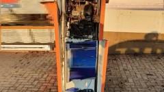 Mieszkaniec regionu, by spłacić długi podpalił bankomat