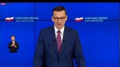 Morawiecki: Zapanowaliśmy nad pandemią koronawirusa