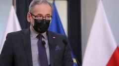Gorące tematy - Niedzielski: W czwartek planowana publikacja rozporządzenia…