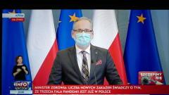 Gorące tematy - Niedzielski: W Polsce pojawiła się mutacja południowoafrykańska…