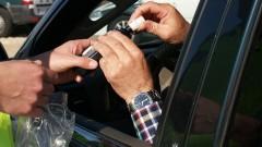 Obywatelskie ujęcie kompletnie pijanego kierowcy