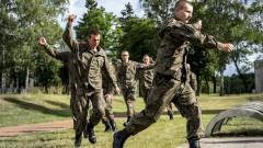 Ochotnicze ćwiczenia wojskowe w 1 Pomorskiej Brygadzie Logistycznej [FOTO]