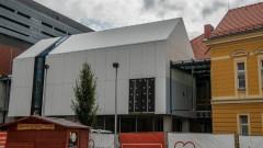 Ostatnie prace przed otwarciem Muzeum przy Gdańskiej 4