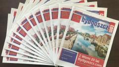 Pierwszy numer gazetki bydgoszcz.com