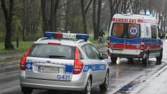 Pijany 50-latek zaatakował ratowników medycznych