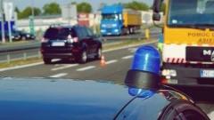 Piraci drogowi zatrzymani niedaleko Bydgoszczy