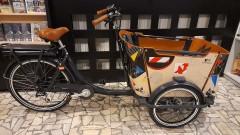 Gorące tematy - Pokaz rowerów cargo w Bydgoszczy