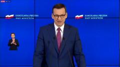 Premier Morawiecki na kwarantannie