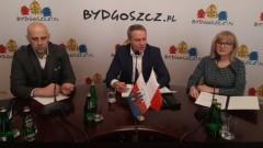 Prezydent Bruski wyraża sprzeciw wobec utworzenia odrębnych obwodów wyborczych