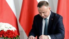 Gorące tematy - Prezydent podpisał nowelę ustawy o przeciwdziałaniu COVID-19