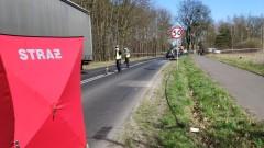 Śmiertelny wypadek z udziałem motorowerzysty w regionie